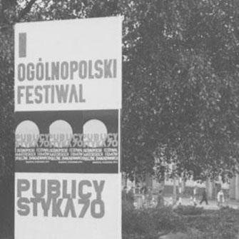 Ogólnopolski Festiwal Filmów Amatorskich Publicystyka