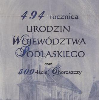 Urodziny Województwa Podlaskiego